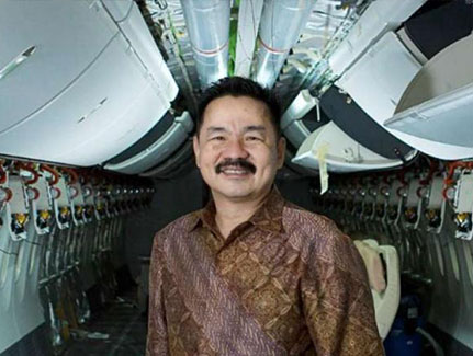 Rusdi Kirana - Ambassadors of Indonesia and The Batik