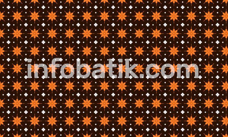 the meaning of Indonesian batik motif truntum