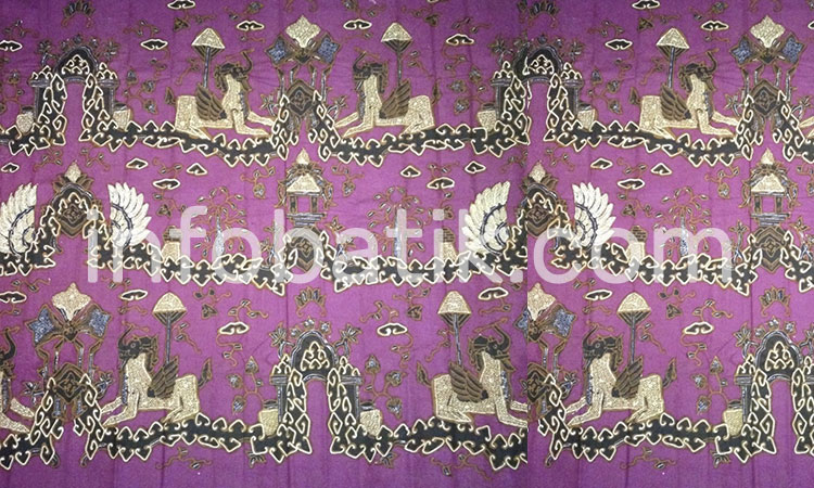 The Meaning of Indonesian Batik Motif Singa Barong in West Java