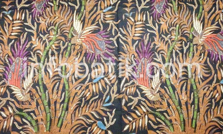 The Meaning of Indonesian Batik Motif Pring Sedapur in East Java