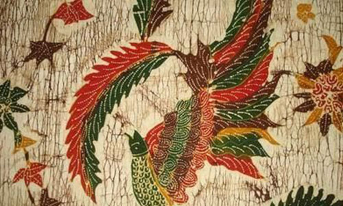 Batik Asli Madura Motif Serat Kayu