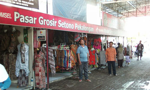 Setono Wholesale Market