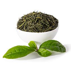 Pewarna alami kain batik dari daun teh