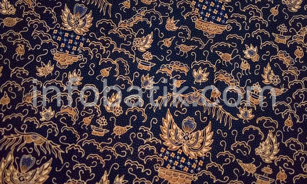 Batik Indonesia Motif Cuwiri